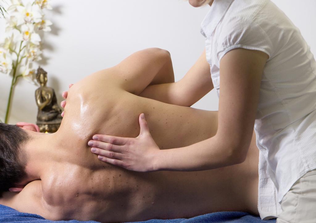 Dobry masażysta