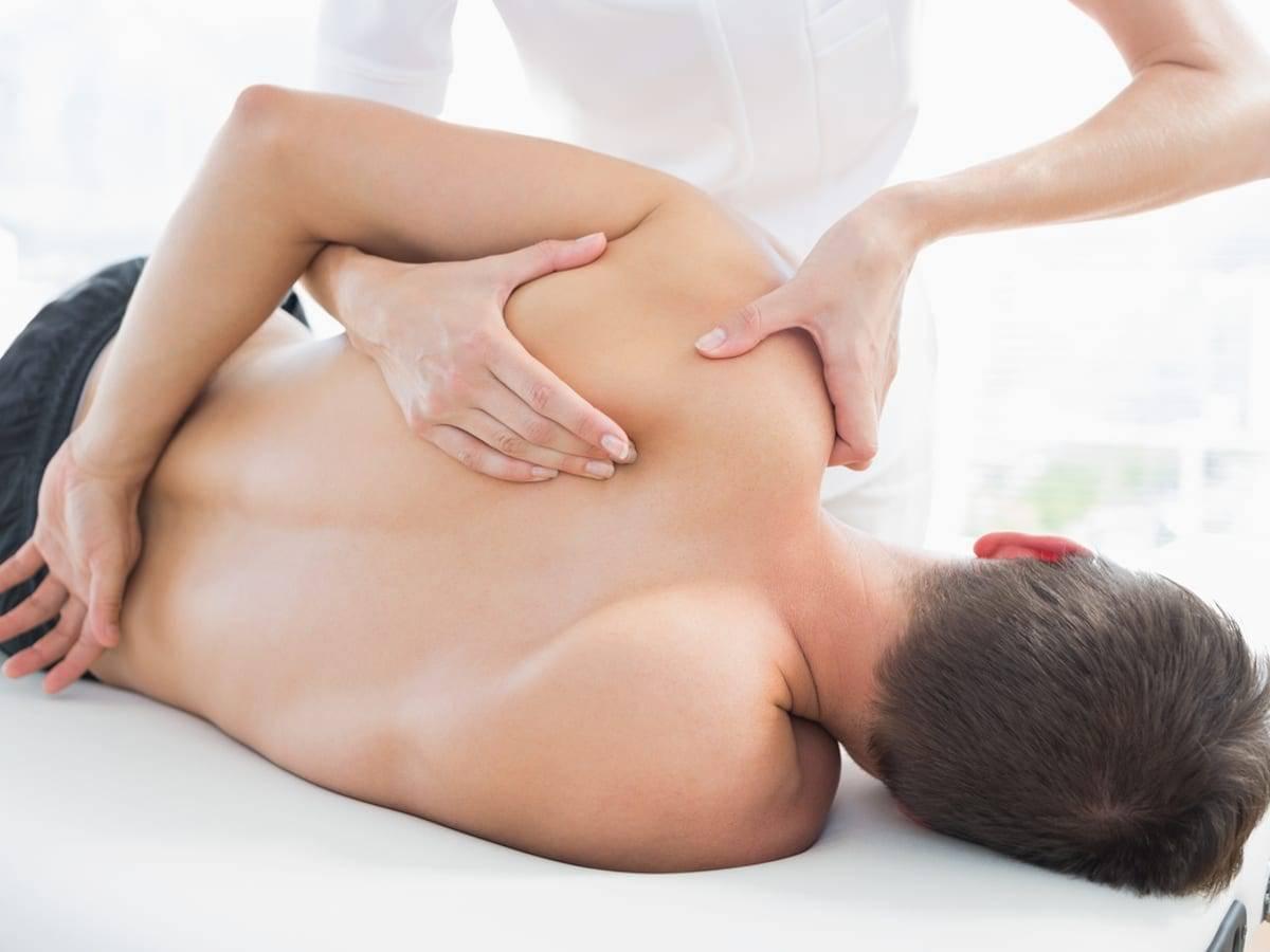 Ból pleców i karku