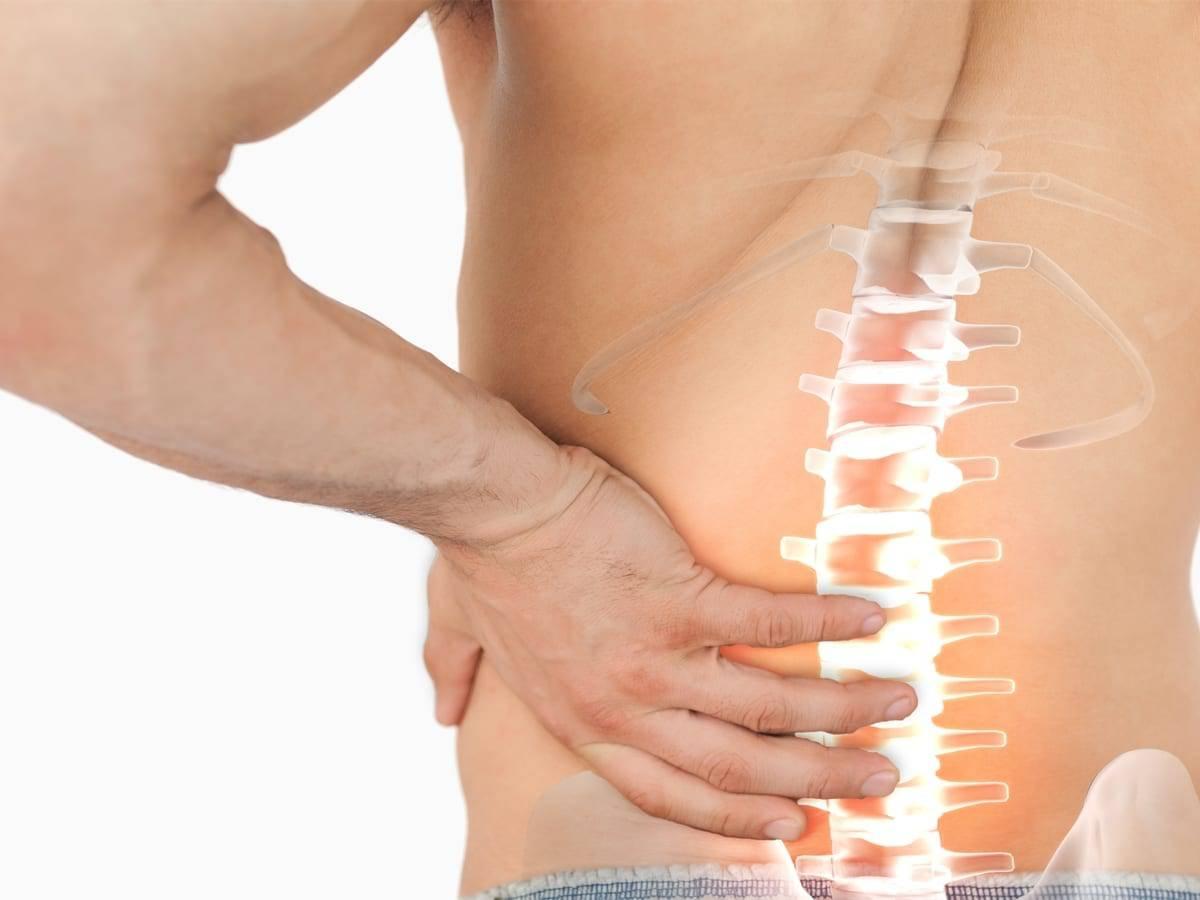 Ból pleców i kręgosłupa