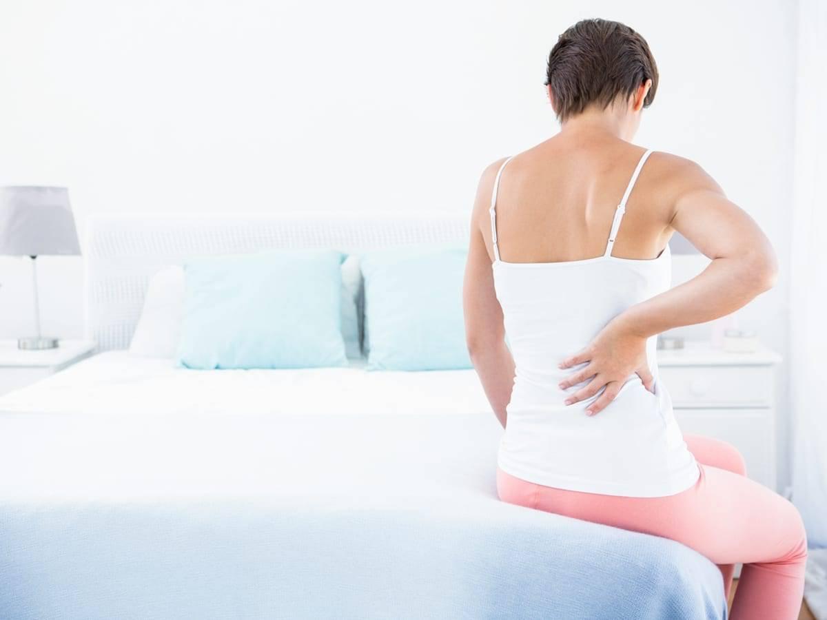 Masaż kręgosłupa - bezpieczny