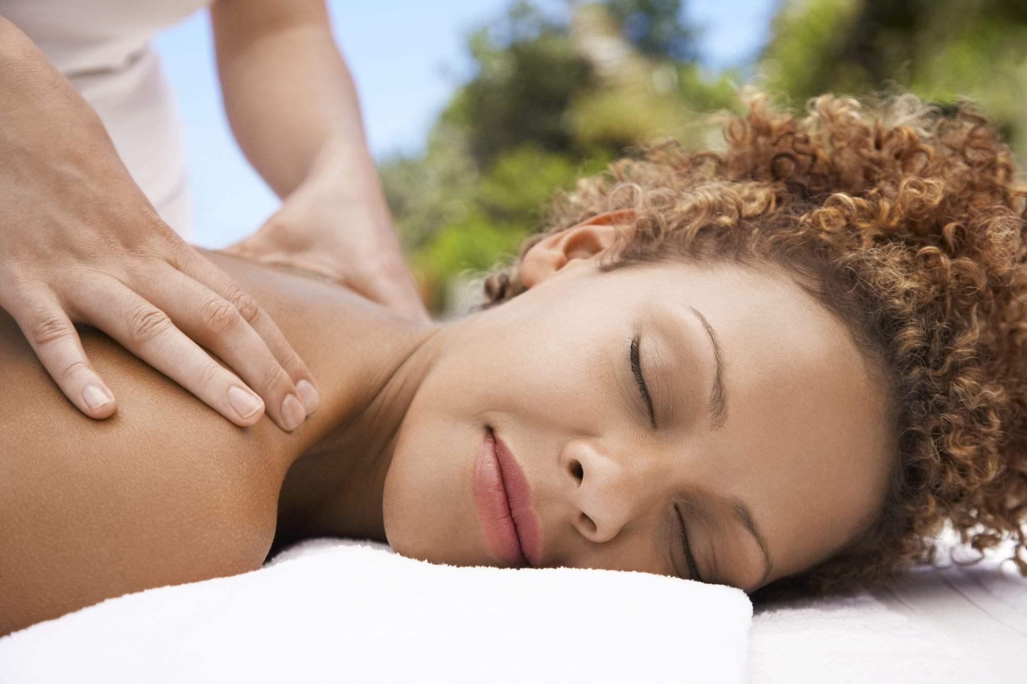 zle samopoczucie po masażu