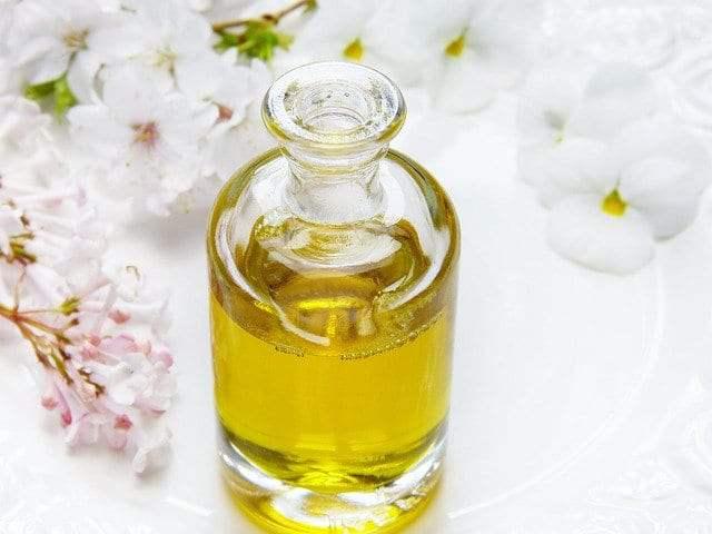 Naturalne olejki do masażu