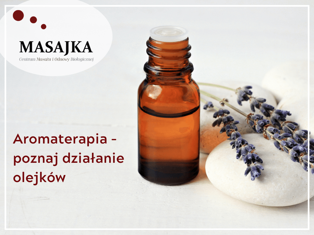 Aromaterapia - baner.