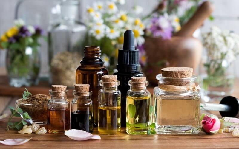 Olejki - aromaterapia.